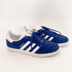 Adidas Gazelle Sneakers in Blue